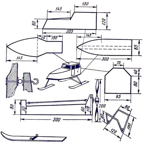 Сделать самолет из фанеры своими руками