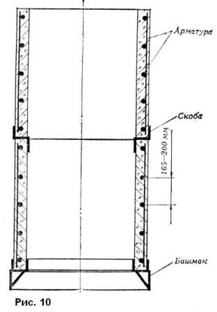 Установка бетонных колец в колодец своими руками