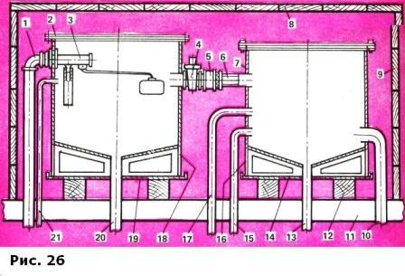 В заводской комплект системы отопления для индивидуального жилого дома или квартиры расширительный бак обязательно...