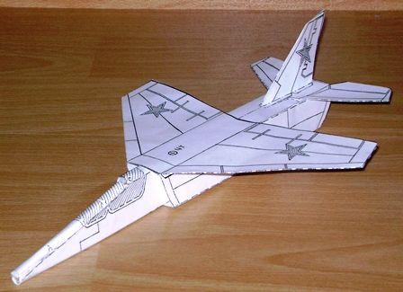 Самолет из фанеры своими руками 84
