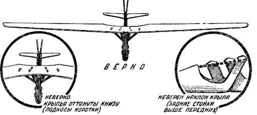 Летающие модели самолетов планеров